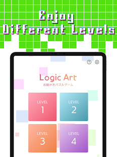 Download Logic Art - Simple Puzzle Game 1.4.4 Apk for android