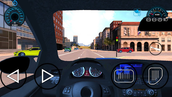 Download M4 Driving Games: city car driving simulator 2 Apk for android