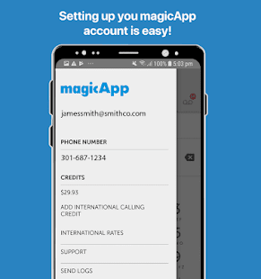 Download magicApp Calling & Messaging 5.0.0.12-b58c817 Apk for android