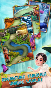 Download Mahjong Gold Trail - Treasure Quest 1.0.26 Apk for android