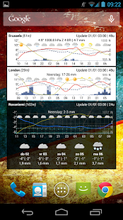 Download Meteogram Weather Widget - Donate version 2.3.11-20210221 Apk for android