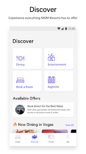 Download MGM Resorts 7.6.0 Apk for android
