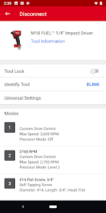 Download Milwaukee® ONE-KEY™ ANZ 8.2.0 Apk for android