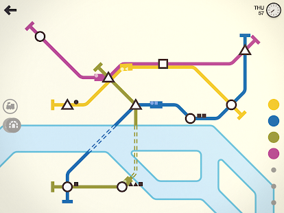 Download Mini Metro Apk for android