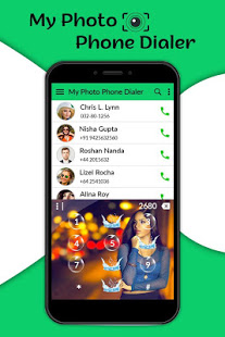 Download My Photo Phone Dialer : Photo Caller Screen Dialer 1.14 Apk for android