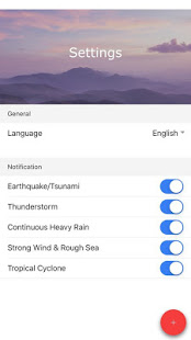 Download myCuaca 2.8.0 Apk for android