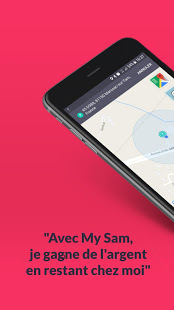 Download MySam Driver - Pour chauffeur 3.6.2 Apk for android