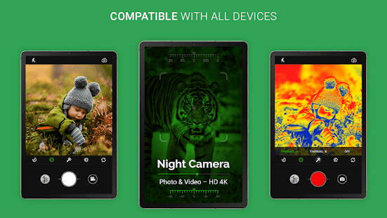 Download Night Camera Photo & Video – HD 4K 1.1.5 Apk for android
