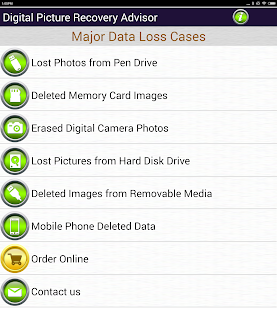 Download Photos Recovery Software Help 2.5 Apk for android