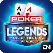 Download Poker Legends: Free Texas Holdem Poker Tournaments 0.3.00 Apk for android