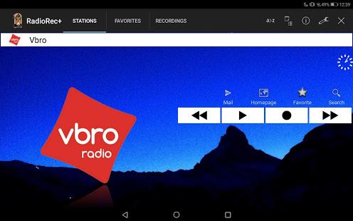 Download RadioRec+ 4.1.2 Apk for android