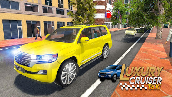 Download Real City Taxi Driving: New Car Games 2020 1.0.21 Apk for android