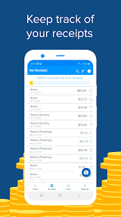 Download Receipt Hog: Earn Cash Back for Sharing Receipts 6.1.0 Apk for android