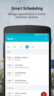 Download Reservio Business - Appointment Scheduling 1.61.39 Apk for android