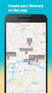 Download SaveTrip - Travel itinerary & Travel expenses 1.52.200 Apk for android