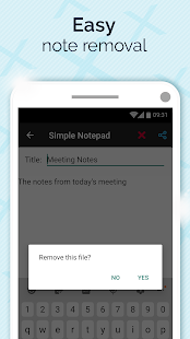 Download Simple Notepad & Call Identifier 1.2.1.308 Apk for android