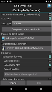 Download SMBSync2 2.49 Apk for android