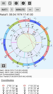 Download SOTIS Astrological program (for Android ver.Pro) 3.51 Apk for android