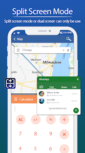 Download Split Screen - Multi Window Task Manager 1.0.9 Apk for android