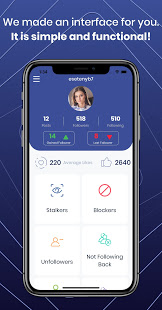 Download Stalker Reports - Who Viewed My Instagram Profile 1.0 Apk for android