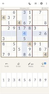 Download Sudoku Free - Sudoku Offline Puzzle Free Games 1.1.4 Apk for android