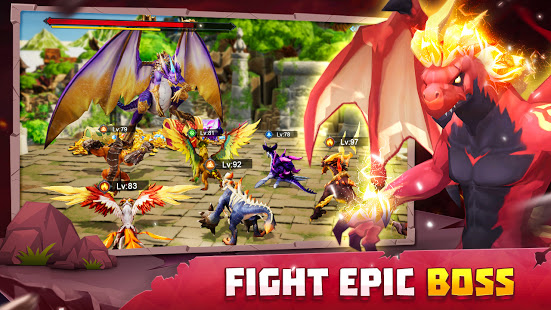 Download Summon Dragons 1 Apk for android