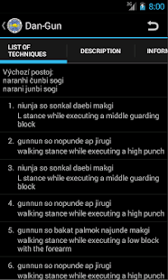 Download Taekwon-Do ITF Theory 2.1.4 Apk for android