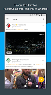Download Talon for Twitter 7.8.2.2231 Apk for android