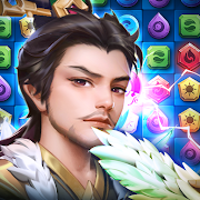 Download Three Kingdoms & Puzzles: Match 3 RPG 1.16.3 Apk for android