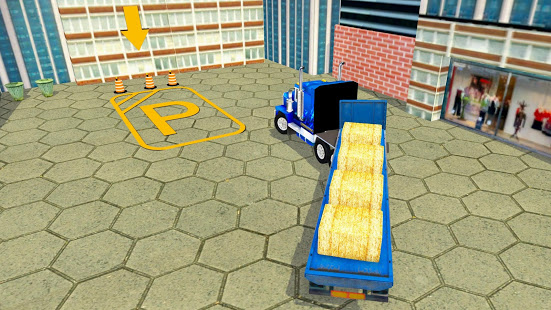 Download Truck Parking Games: Offroad Truck Driving Games 1.5 Apk for android
