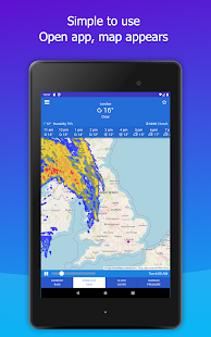 Download UK Weather Maps 2.2.2 Apk for android