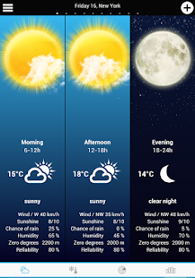 Download USA Weather forecast Apk for android
