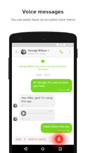 Download UseCrypt Messenger 2.13.7 Apk for android