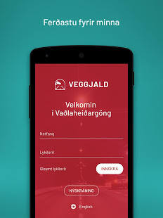Download Veggjald 0.7.3 Apk for android