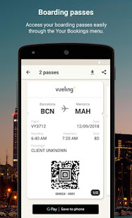 Download Vueling - Cheap Flights Apk for android