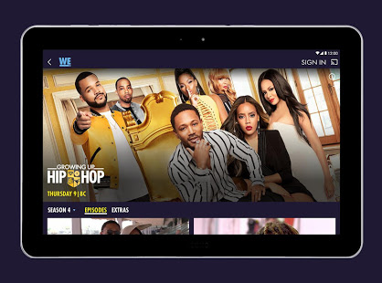 Download WE tv 6.17.0 Apk for android