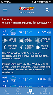 Download WHEC First Alert Weather 5.1.210 Apk for android