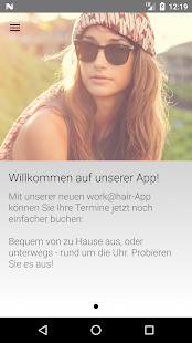 Download work@hair 1.0 Apk for android