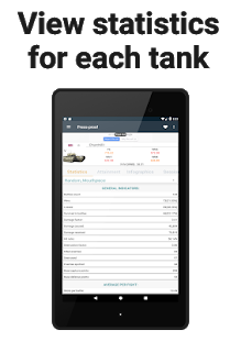 Download WoT Console Statistics 1.1.7 Apk for android