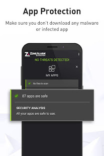 Download ZoneAlarm Mobile Security & Antivirus Protection 2.0-3757 Apk for android
