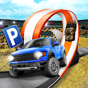 Download 3D Monster Truck Parking Game 2.2 Apk for android