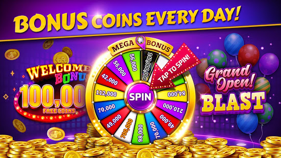 Download 777 Slotoday Slot machine games - Free Vegas Slots 1.12.7 Apk for android