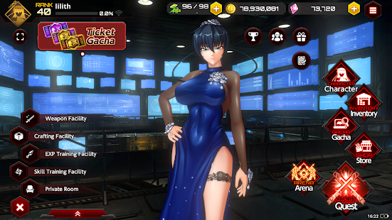 Download Action Taimanin 2.5.22 Apk for android