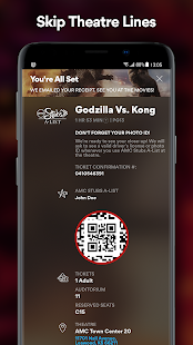 Download AMC Theatres: Movies & More 6.21.62 Apk for android