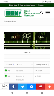 Download BBN Radio 10.13 Apk for android