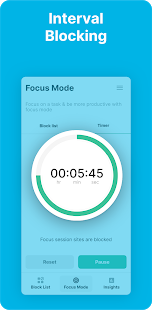 Download BlockSite - Stay Focused & Control Your Time 1.7.4.3353 Apk for android