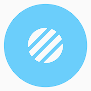 Download Blue - A Flatcon Icon Pack 2.1.2 Apk for android