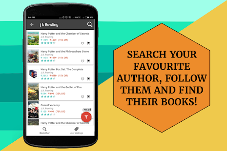 Download BookChor - Buy and Sell Used Books 3.5.6 Apk for android