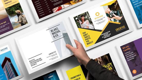 Download Brochure Maker, Poster Maker, Pamphlet Designer 1.1.1 Apk for android