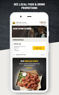 Download Buffalo Wild Wings 6.55.34 Apk for android